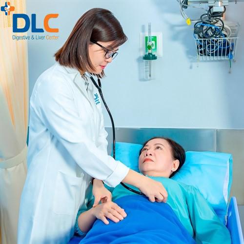 Bạn sẽ được khám lâm sàng trước khi siêu âm