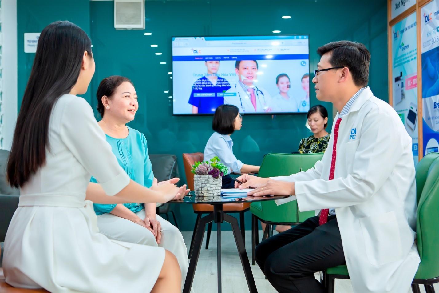Hãy tới gặp bác sĩ chuyên khoa khi thấy cơ thể có bất thường