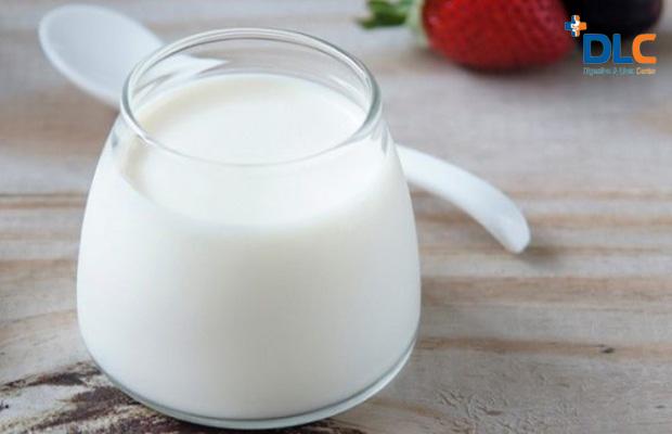 Sữa chua là thực phẩm dễ tiêu hóa