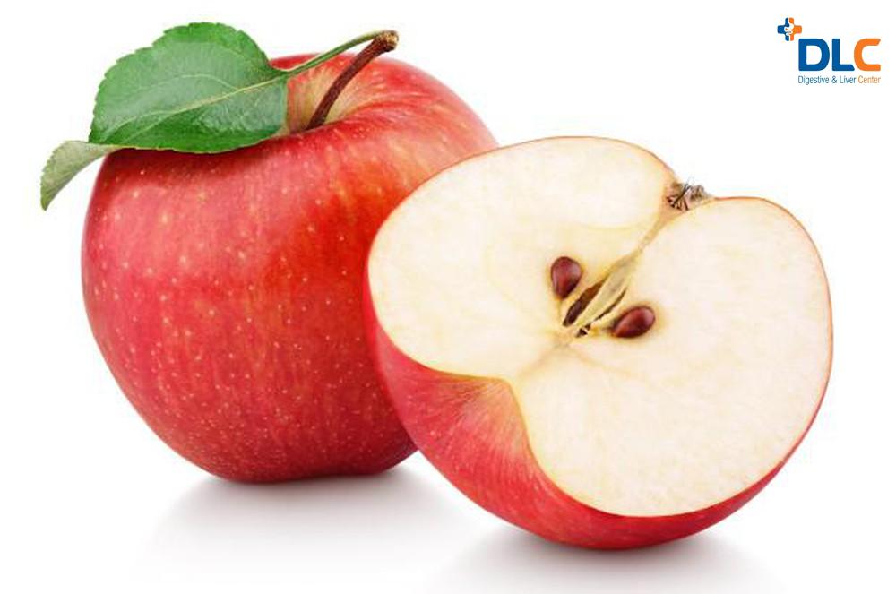 Táo chứa nhiều vitamin, chất xơ hòa tan (Nguồn: baomoi.com)
